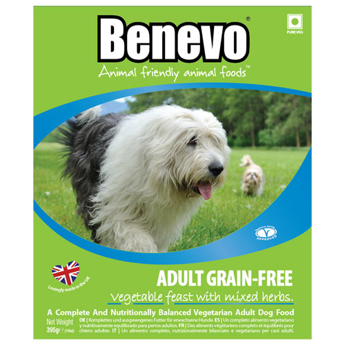 Benevo Adult Grain-Free Vegetable Feast