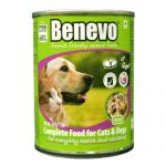 Vegan Dog and Cat Food from Benevo