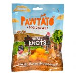 Pawtato Knots Vegan Dog Chews